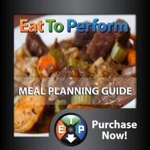 Buy ETP Meal Planning Guide