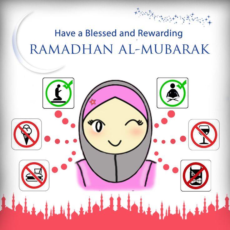 """Selamat Menyambut Ramadhan Al-Mubarak bagi semua umat Islam seluruh dunia.  Abu Hurairah AR meriwayatkan, Rasulullah SAW bersabda : """"Apabila telah tiba bulan Ramadhan, dibuka pintu-pintu syurga dan di tutup pintu-pintu neraka serta diikat segala syaitan.""""  (Hadis Riwayat Iman Bukhari, Muslim, Nasai'e, Ahmad & Baihaqi)  #ramadhan2014 #fastingandprayermonth #puasaramadhan   #nashata #blessed #rewarding"""