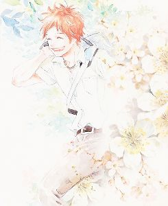 Orange - Suwa Okey I really love this character because he's in love with Naho and he sacrifice all for her and Kakeru. He's a nice person and don't deserve all this pain I hope that the things will became more nice to him.