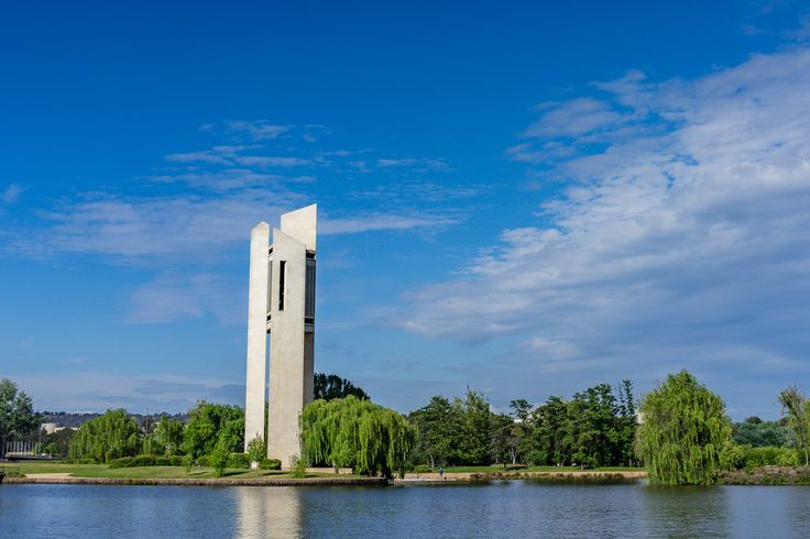 This is a photograph of the National Carillon