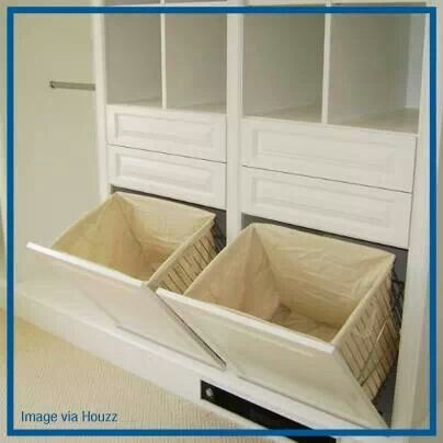 Laundry Storage for in bathroom?