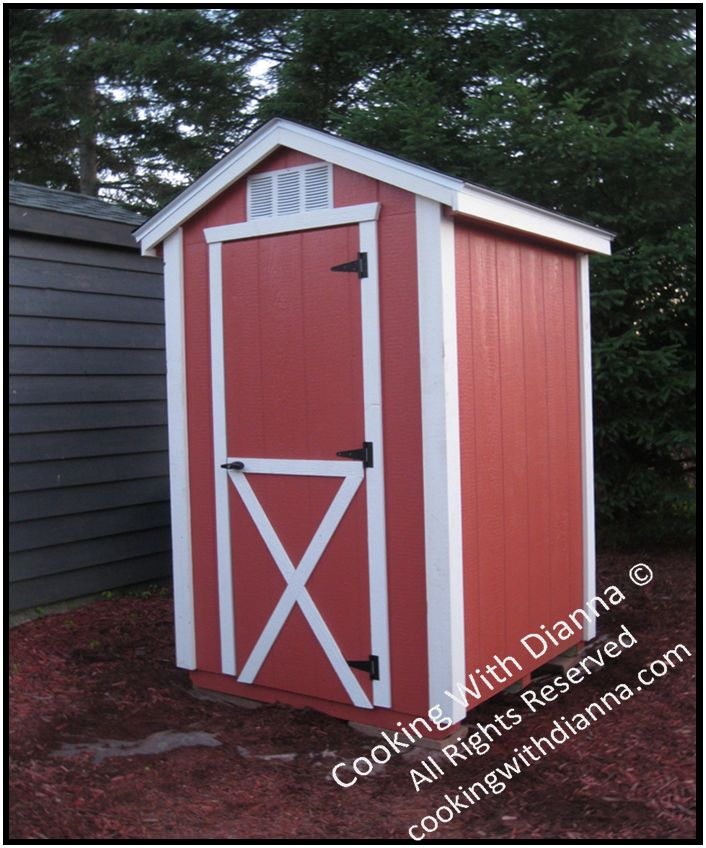Outhouse FOR SALE