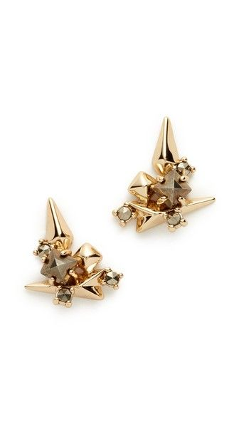 Alexis Bittar Studded Earrings