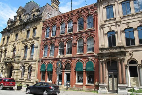 Jarvis Building (Insurance Building), Saint John, New Brunswick, Canada    http://www.dovetailinsurance.co.uk/blog/buildings-insurance/high-value-buildings-insurance-about-rebuilding-costs/