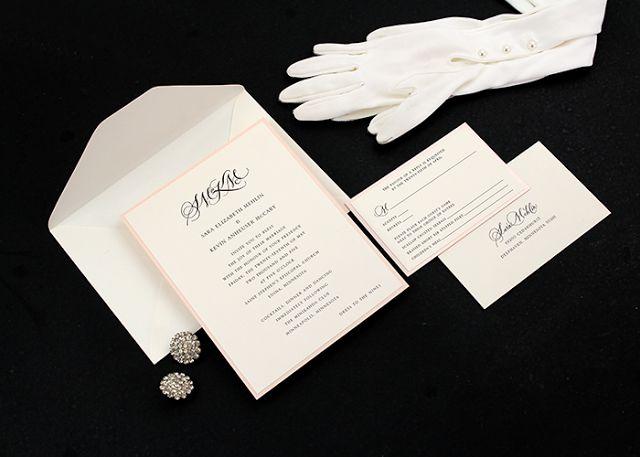 164 best wedding invitations images – Studio Cards Wedding Invitations