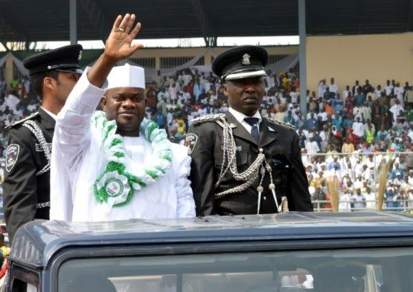 Yahaya Bello  Three voters in Kogi state have approached a Federal High Court in Abuja to declare the return and swearing-in ofYahaya Belloas the governor of Kogi as null and void.  The suit was filed on June 16 beforeJustice John Tsohoof the Federal High Court in Abuja according to documents made available to newsmen on Tuesday in Lokoja.  Michael ElokunIbrahim SuleandHawa Adamu all registered voters in Kogi are the electorate suing Bello on behalf of over 1.2 million registered voters in…