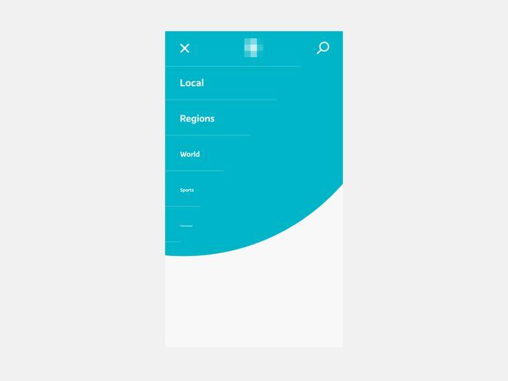 menu material design - Cerca con Google