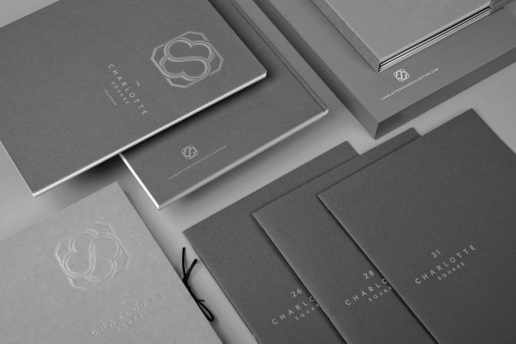 The Charlotte Square Collection – Branding a world heritage site.