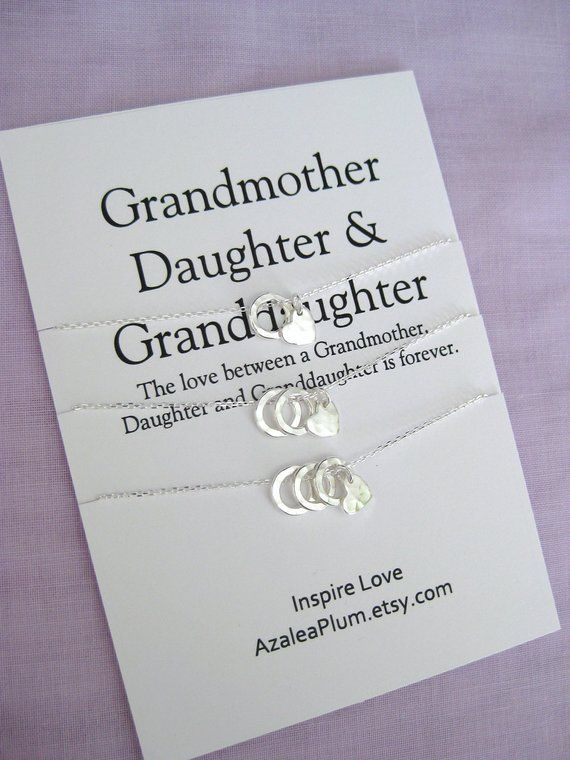 60th Birthday Gift Ideas For Mom Sterling Silver Gifts Grandmother Mother Daughter Grandma