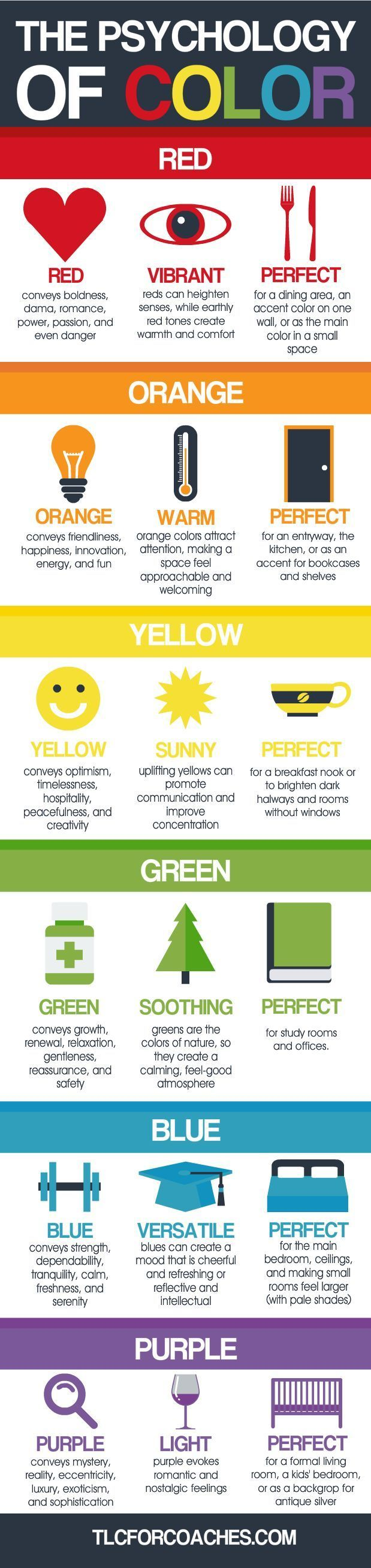 Colors Mood best 25+ color psychology ideas on pinterest | psychology of color