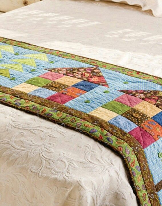 Quilted House Runner