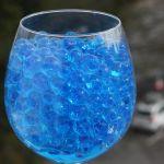 Blå vandperler, 10G, 15,-