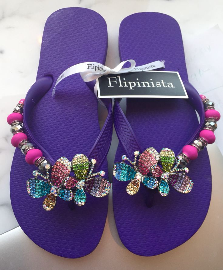 Royal Flight-Flipinista® Glamorous and opulent... Not ordinary yet extraordinary.. Flipinista® the superior Flip Flop
