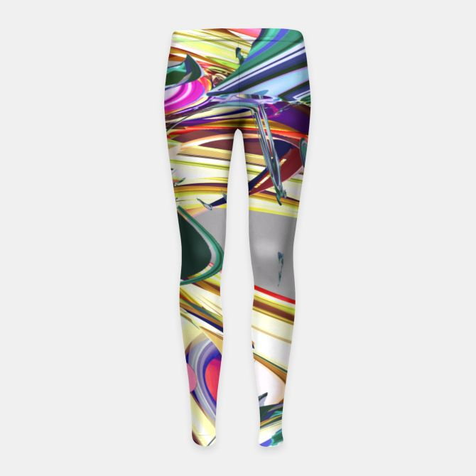Tetrismetris Girl's Leggings