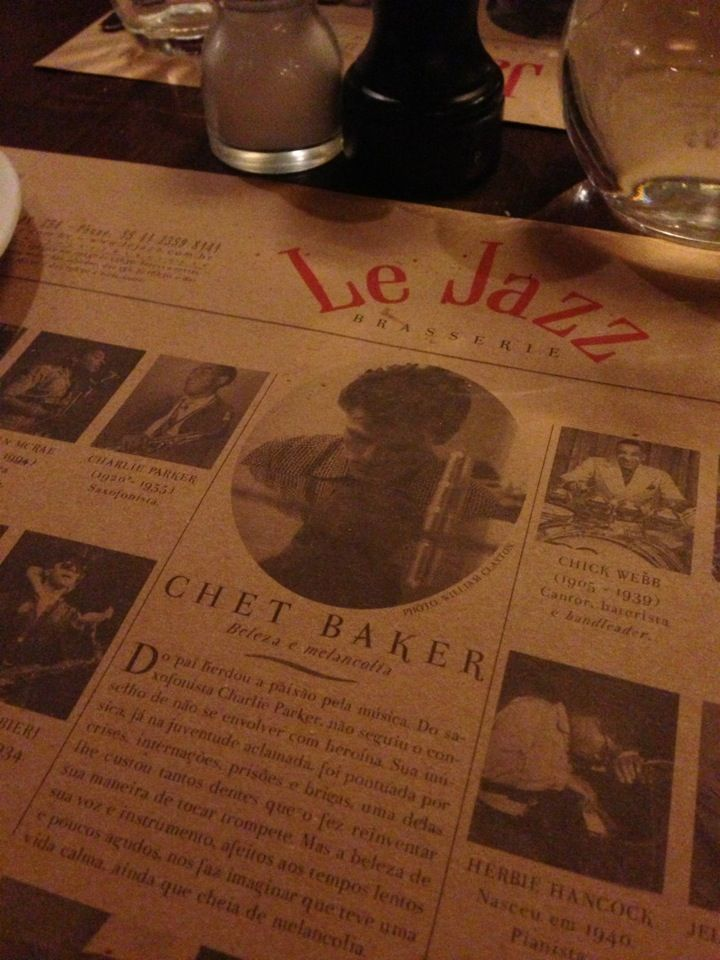 Brasserie Le Jazz