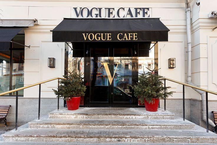 El fascinante VOGUE Café Moscow http://buff.ly/1tmMW7k