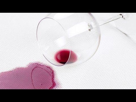 comment enlever une t che de vin diy rangement et. Black Bedroom Furniture Sets. Home Design Ideas