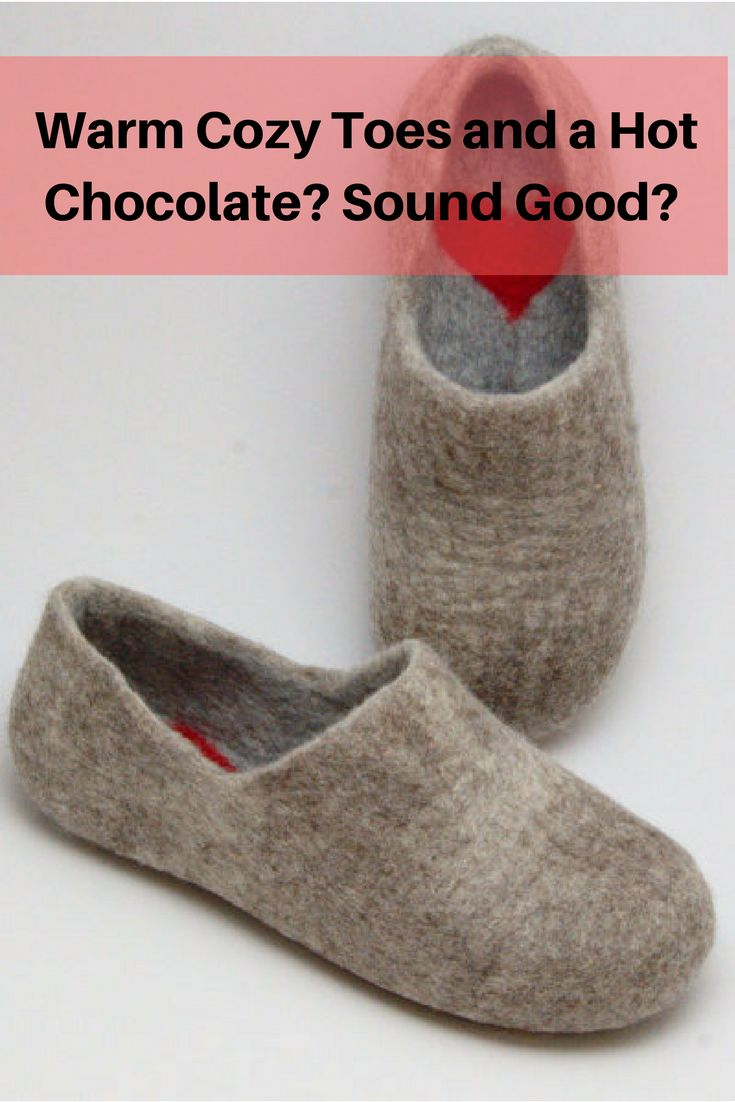 If you've ever worn natural merino #wool, you know there's nothing like it for softness and warmth. These neutral #slippers let your feet breath and stay toasty. #Handmade by #Etsy #WoolenClogs ad