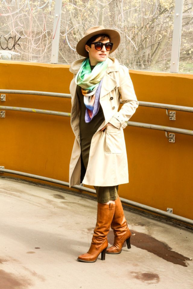 OUTFIT: TRENCHCOAT