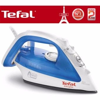 Best Shop FV4010- Tefal Easygliss Steam Iron 2200W (Durilium Best Glide Soleplate)Order in good conditions FV4010- Tefal Easygliss Steam Iron 2200W (Durilium Best Glide Soleplate) ADD TO CART TE695HAAAA6D1CANMY-21637630 Home Appliances Irons & Garment Steamers Irons Tefal FV4010- Tefal Easygliss Steam Iron 2200W (Durilium Best Glide Soleplate)