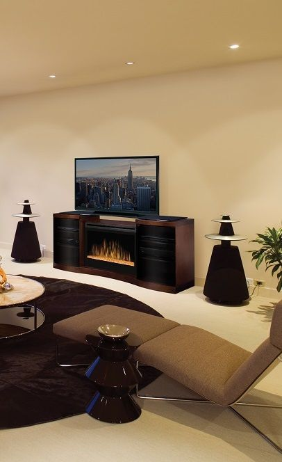 110 best Living Room Fireplace Ideas images on Pinterest | Electric ...