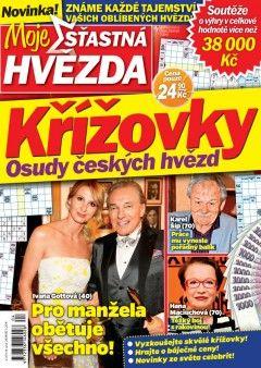 Moje šťastná hvězda – Křížovky: Osudy českých hvězd   RF-Hobby.cz