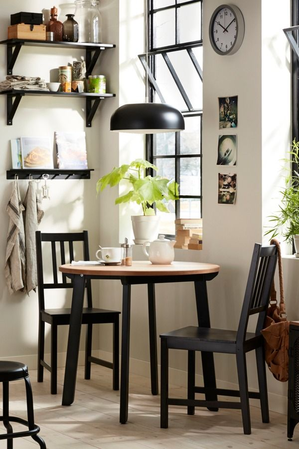Small Dining Room Ideas Ikea Part - 32: Bring A Quiet Breakfast Back Into Your Morning Routine. Find IKEA Dining  Tables And Chairs