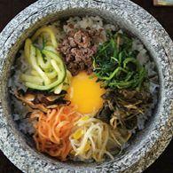 Bibimbap (Rice Bowl) / Simply Ming