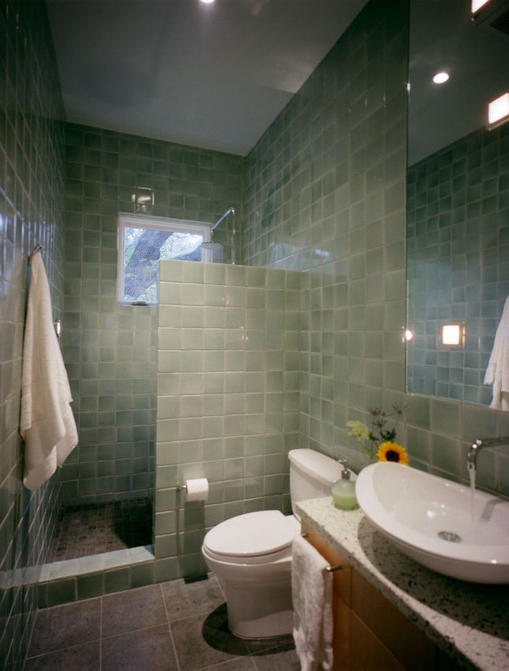 Image On A plete master bathroom remodel in this Leawood home dating from the early us See all of our Before u After pics from Bathrooms By Design C u