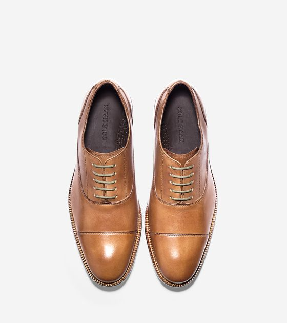 Cole Haan | Williams Cap Toe Oxford Rich, dressy leather upper. Fully  leather lined