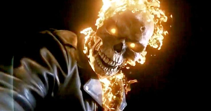 Ghost Rider Johnny Blaze Is Not Coming to Agents of S.H.I.E.L.D. -- Executive Producers Jed Whedon and Jeff Bell confirm that Robbie Reyes will be the only Ghost Rider on Agents of S.H.I.E.L.D. -- http://tvweb.com/agents-of-shield-no-johnny-blaze-ghost-rider/