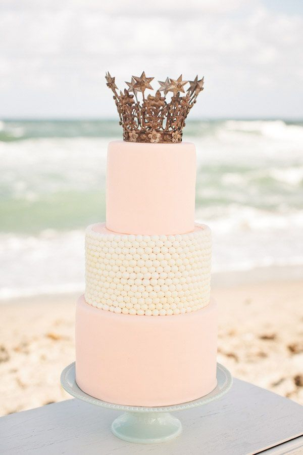 Crown Cake Toppers: the Icing on the Cake