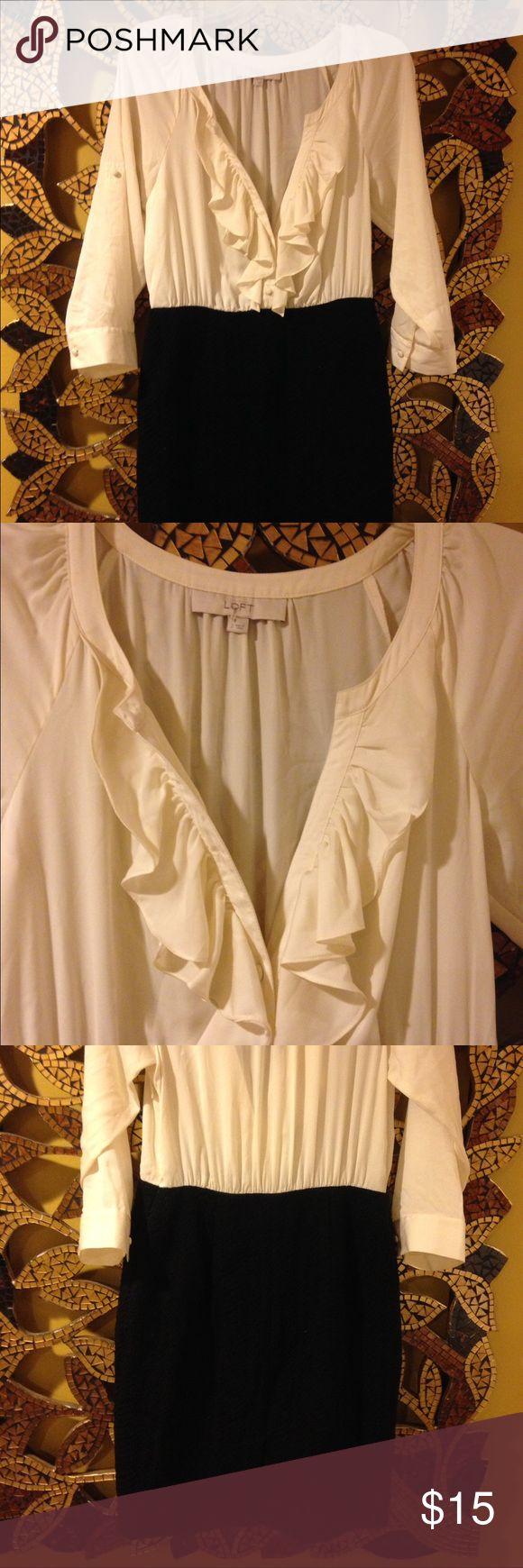Ann Taylor Loft Dress Ann Taylor Loft Dress Size 2 Ann Taylor LOFT Dresses Midi