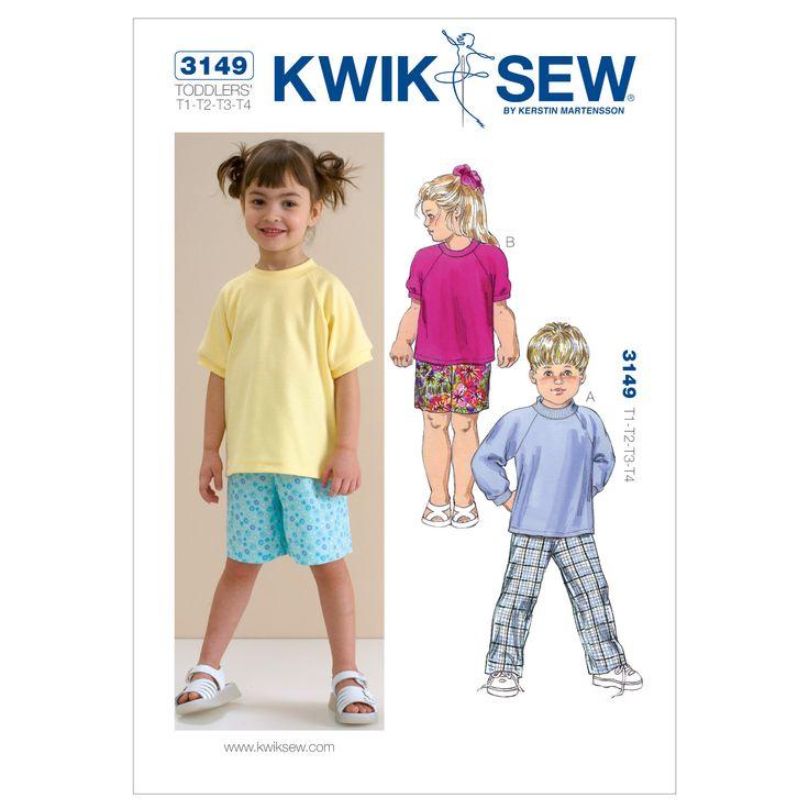 Shirts, Pants & Shorts-T1 - T2 - T3 - T4 PatternShirts, Pants & Shorts-T1 - T2 - T3 - T4 Pattern,