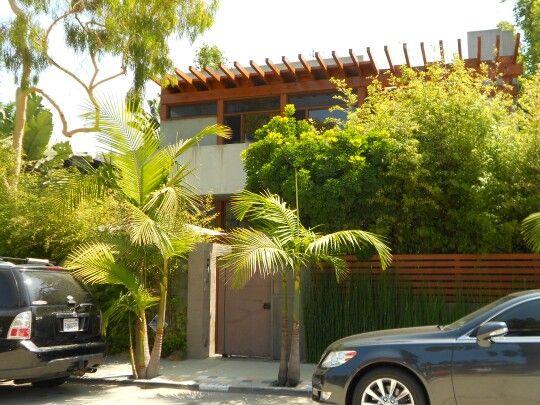 #Californication - Hank's house