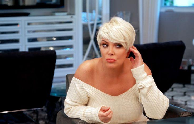 'KUWTK': Kris Jenner Channels Miranda Priestley from 'Devil Wears Prada' in Bleach Blonde Wig