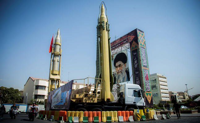 """The US House of Representatives voted nearly unanimously on Thursday for new sanctions on Iran's ballistic missile program, part of an effort to clamp down on Tehran.The vote was 423 to two for the """"Iran Ballistic Missiles and International Sanctions Enforcement Act.""""The House passed three other Iran-related measures on Wednesday, including new sanctions on Lebanon's Iran-backed Hezbollah militia and a resolution urging the EU to designate Hezbollah as a terrorist organization."""
