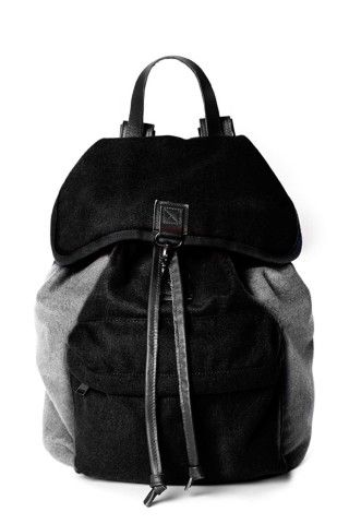 JASKA WOOL BACKPACK by Lucio Castro
