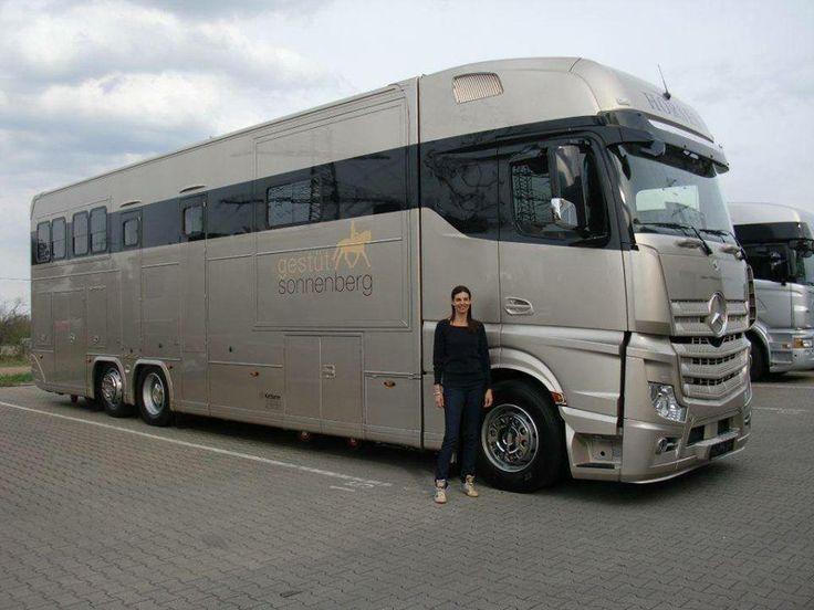 Mercedes benz actros europe trucks pinterest for Planimetrie del garage rv