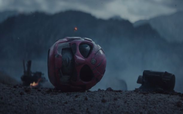 Go go gritty Power Rangers?...