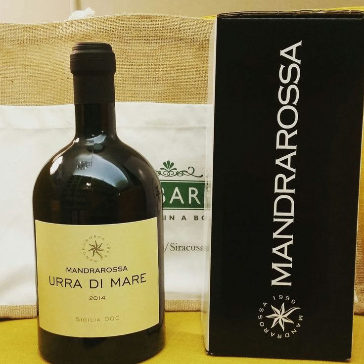 Urra di Mare Magnum. Sicily DOC. #doc #sicilian #wine #aoc #vin #sicily #sicile #sicilia #vini