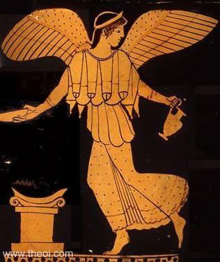 Goddess Nike