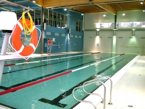 Aquafit classes begin at the Gravenhurst YMCA.