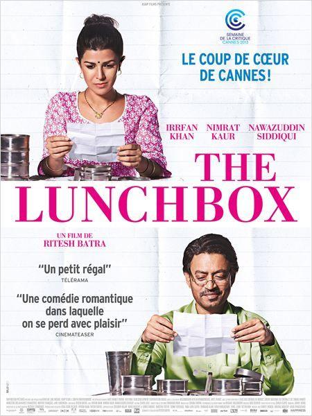 "<3<3<3<3 ""The Lunchbox"", une romance bollywoodienne de Ritesh Batra avec Irrfan Khan, Nimrat Kaur & Nawazuddin Siddiqui (12/2013)"