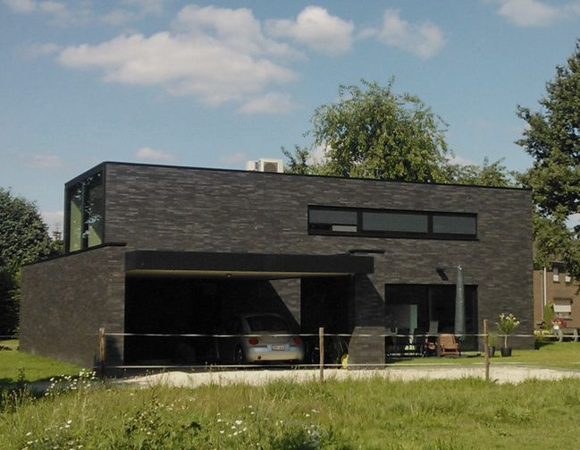 46 besten fassaden bilder auf pinterest klinker hausfassaden und fassaden. Black Bedroom Furniture Sets. Home Design Ideas