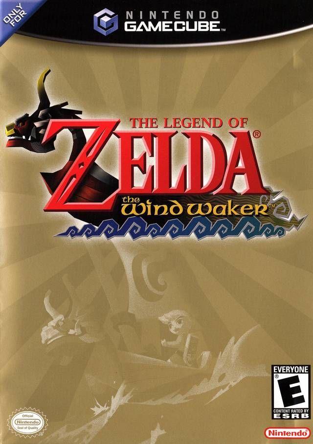 The Legend of Zelda: The Wind Waker—Nintendo GameCube
