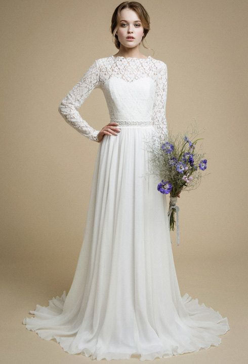 10 best EUPHEMIA Wedding dress collection by VICTORIASPIRINA images ...