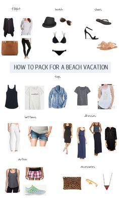How to Pack for a Beach Vacation | Packing Tips for a Beach Vacation @purefiji