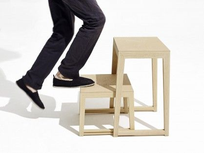 Multifunctional Stool And Step By Sixay Furniture
