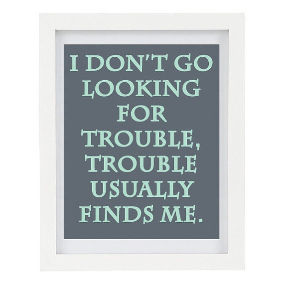 Harry Potter Quote Inspirational Print